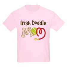 Irish Doodle Dog Mom T-Shirt