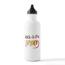 Jack-A-Poo Dog Mom Water Bottle