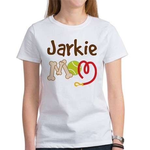 Jarkie Dog Mom Women's T-Shirt