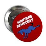 "Montana Democrat 2.25"" Button"