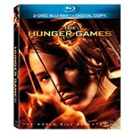 The Hunger Games Blu-Ray [2-Disc + Digital Copy]