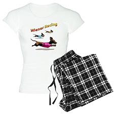 Wiener Racing Pajamas