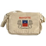 Mayotte Messenger Bag