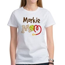 Morkie Dog Mom Tee