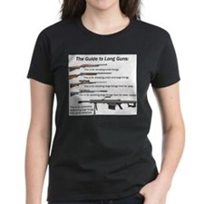 Guide to Long Guns Tee