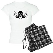 Skull & Crossdrones, Black Pajamas