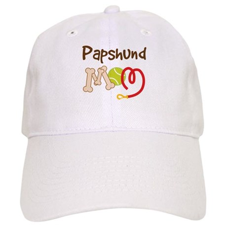 Papshund Dog Mom Cap