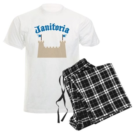 janitoria Men's Light Pajamas