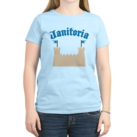 janitoria Women's Light T-Shirt