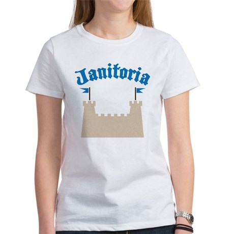 janitoria Women's T-Shirt