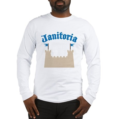 janitoria Long Sleeve T-Shirt