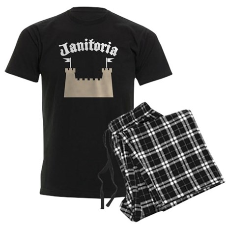janitoriadrk copy.png Men's Dark Pajamas