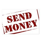 Send Money! Postcards (Package of 8)