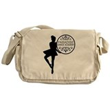 Paradise Dance Academy Messenger Bag