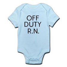 Off Duty RN Infant Bodysuit