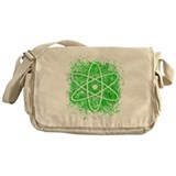 Cool Nuclear Splat Messenger Bag