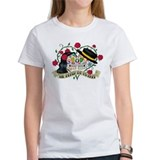 Day Of The Dead Wedding Tee