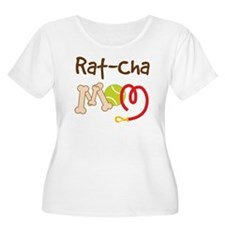 Rat-Cha Dog Mom T-Shirt