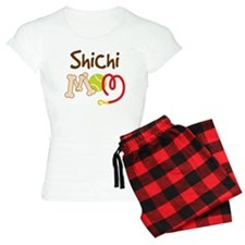 Shichi Dog Mom Pajamas