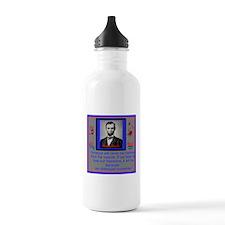 Destroy Ourselves Water Bottle
