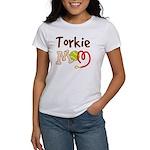 Torkie Dog Mom Women's T-Shirt