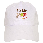 Torkie Dog Mom Cap