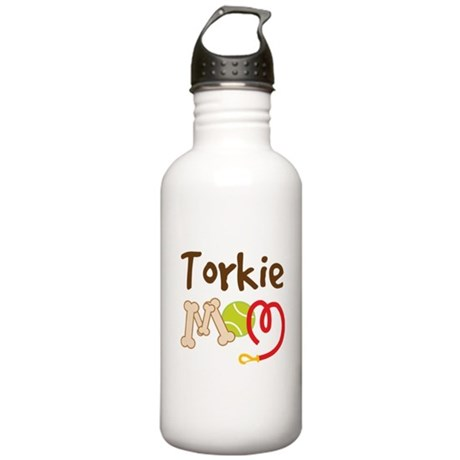 Torkie Dog Mom Stainless Water Bottle 1.0L