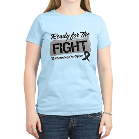 Ready Fight Melanoma Women's Light T-Shirt