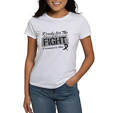Ready Fight Melanoma Tee