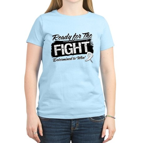 Ready Fight Mesothelioma Women's Light T-Shirt