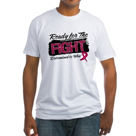 Ready Fight Multiple Myeloma Fitted T-Shirt