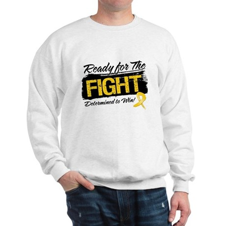 Ready Fight Neuroblastoma Sweatshirt