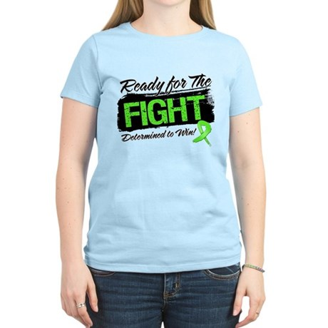 Ready Fight Non-Hodgkins Women's Light T-Shirt