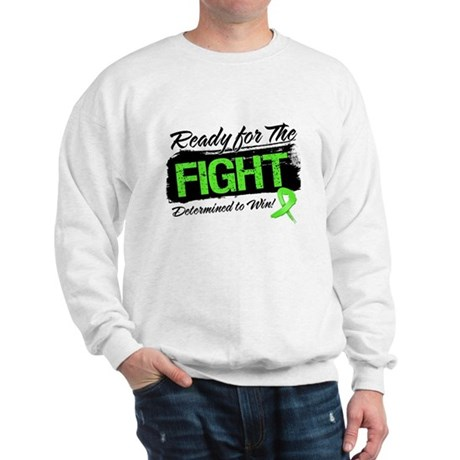 Ready Fight Non-Hodgkins Sweatshirt