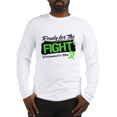 Ready Fight Non-Hodgkins Long Sleeve T-Shirt