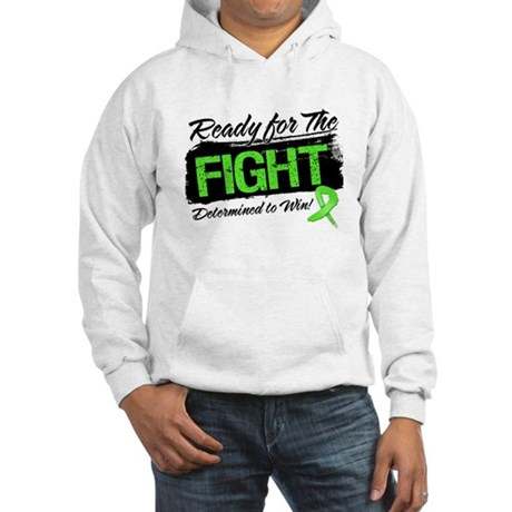 Ready Fight Non-Hodgkins Hooded Sweatshirt