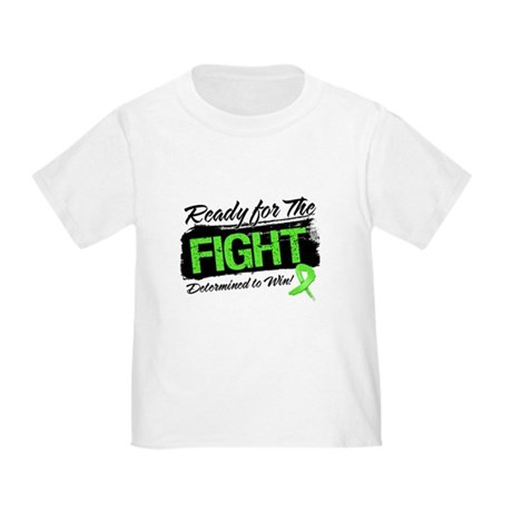 Ready Fight Non-Hodgkins Toddler T-Shirt