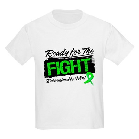 Ready Fight Non-Hodgkins Kids Light T-Shirt