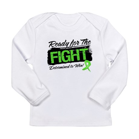 Ready Fight Non-Hodgkins Long Sleeve Infant T-Shir