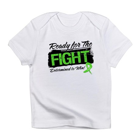 Ready Fight Non-Hodgkins Infant T-Shirt
