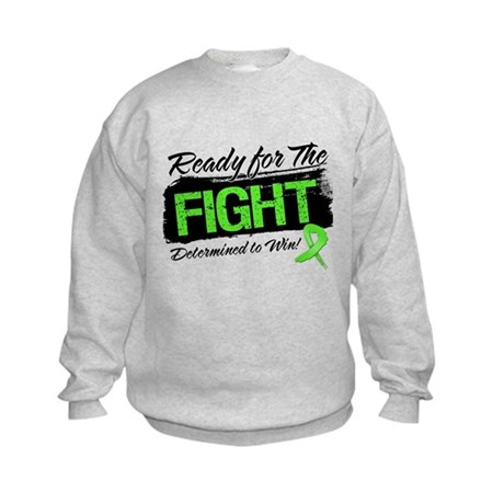 Ready Fight Non-Hodgkins Kids Sweatshirt