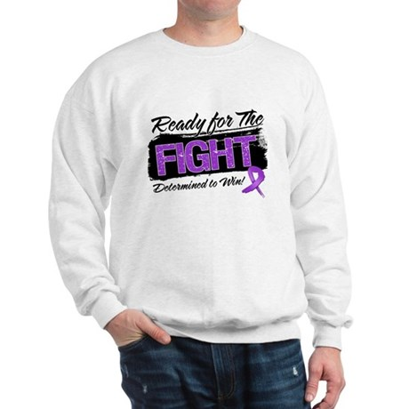 Ready Fight Pancreatic Cancer Sweatshirt