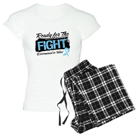 Ready Fight Prostate Cancer Women's Light Pajamas