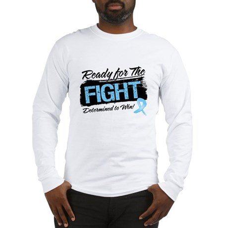 Ready Fight Prostate Cancer Long Sleeve T-Shirt