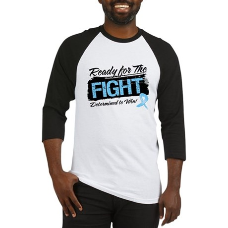 Ready Fight Prostate Cancer Baseball Jersey
