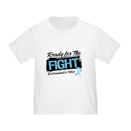 Ready Fight Prostate Cancer Toddler T-Shirt