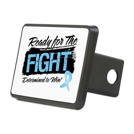 Ready Fight Prostate Cancer Rectangular Hitch Cove