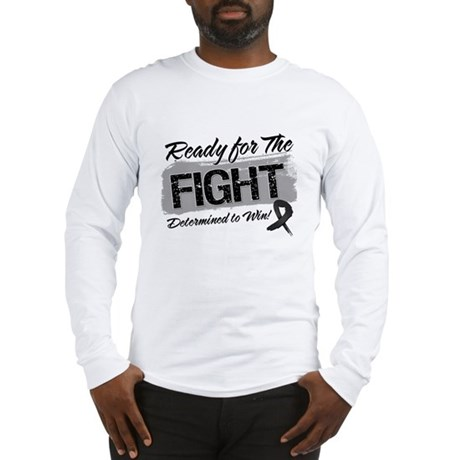 Ready Fight Skin Cancer Long Sleeve T-Shirt
