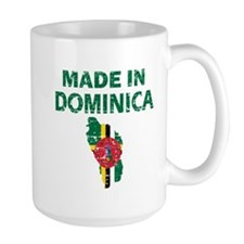 Made In Dominica Mug