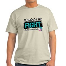 Ready Fight Thyroid Cancer T-Shirt